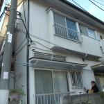 JR中央線阿佐ヶ谷駅徒歩4分 1DKアパート