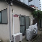 JR中央線中野駅徒歩9分 1Kアパート